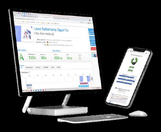 Webdesign - Website erstellen mit Responsive Design